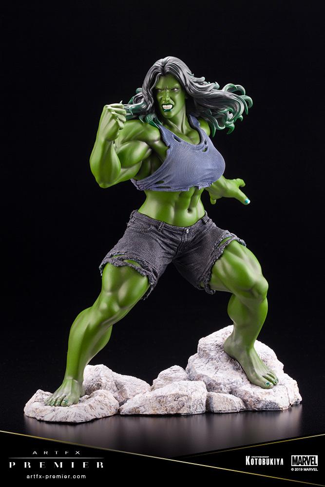 ArtFX She-Hulk Statue