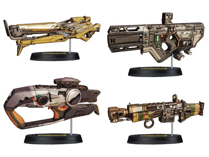 Borderlands 3 - MicorArmz Replica Weapons