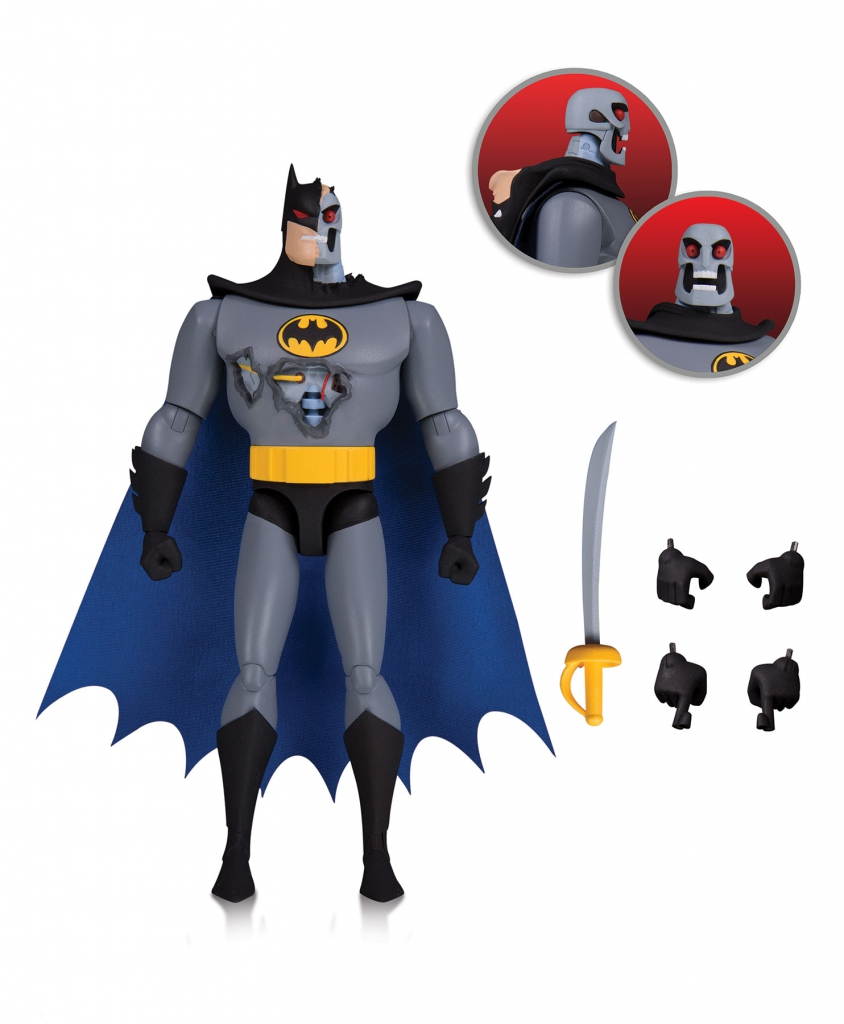 DC Collectibles Batman HARDAC Action Figure