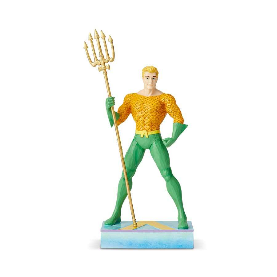 DC Comics by Jim Shorn Figurines - Aquaman