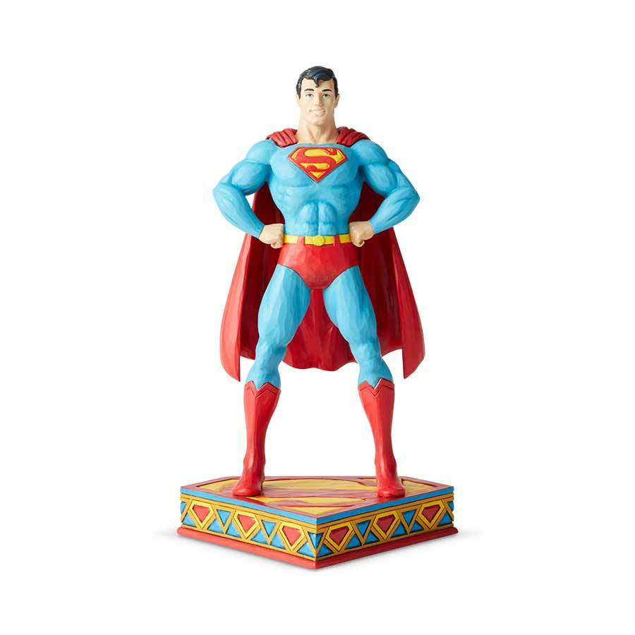 DC Comics by Jim Shorn Figurines - Superman