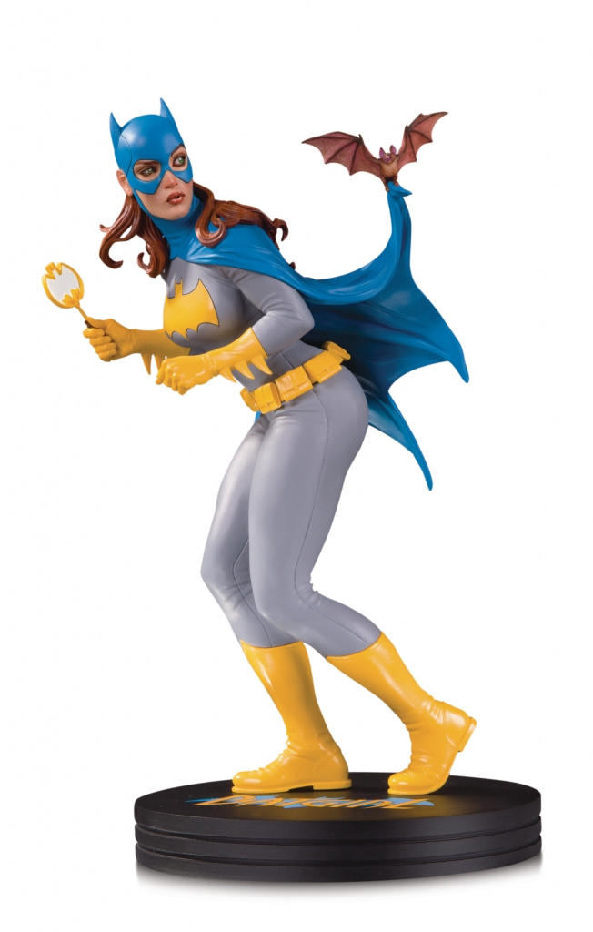 Batgirl by Frank Cho Statue