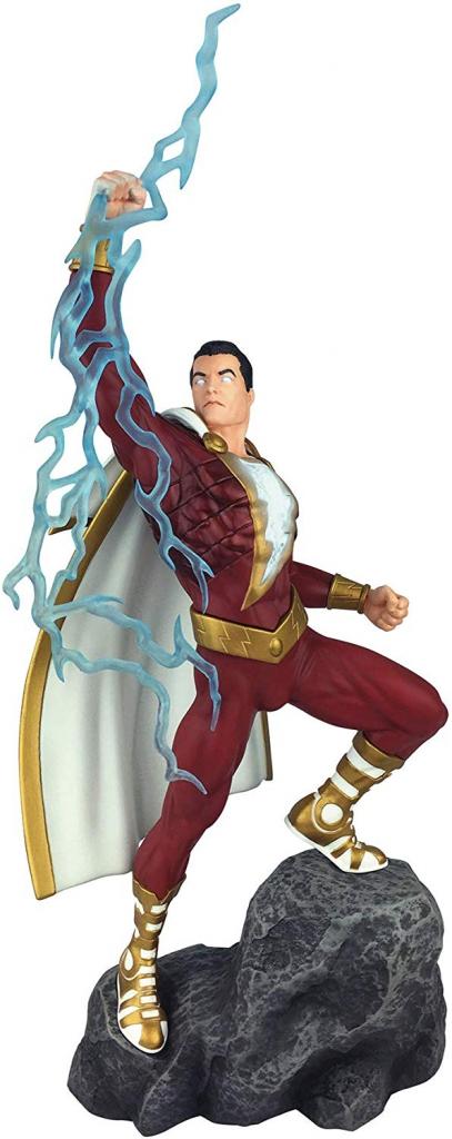 Shazam PVC Statue