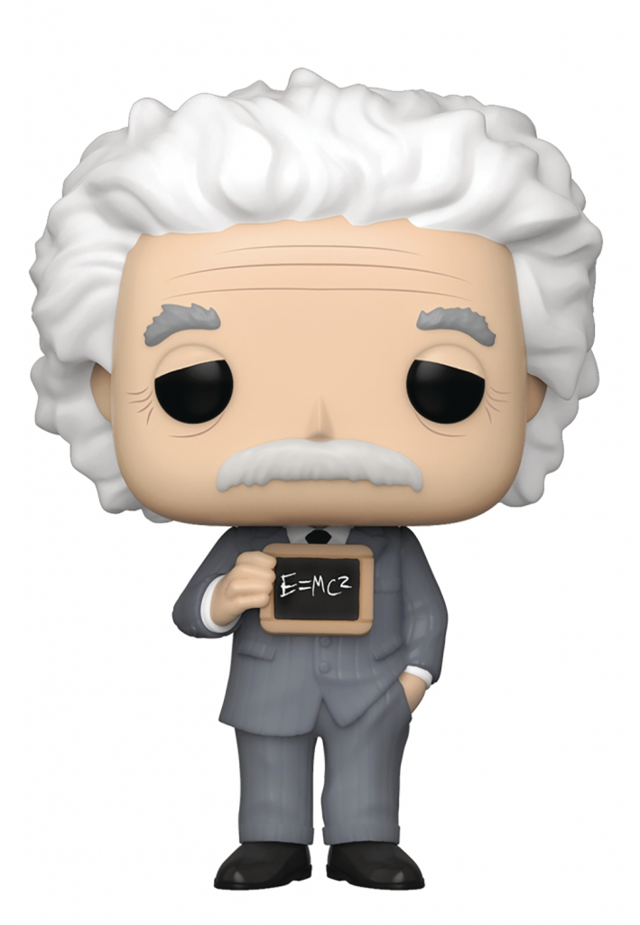 Funko Pop! Albert Einstein Vinyl Figure