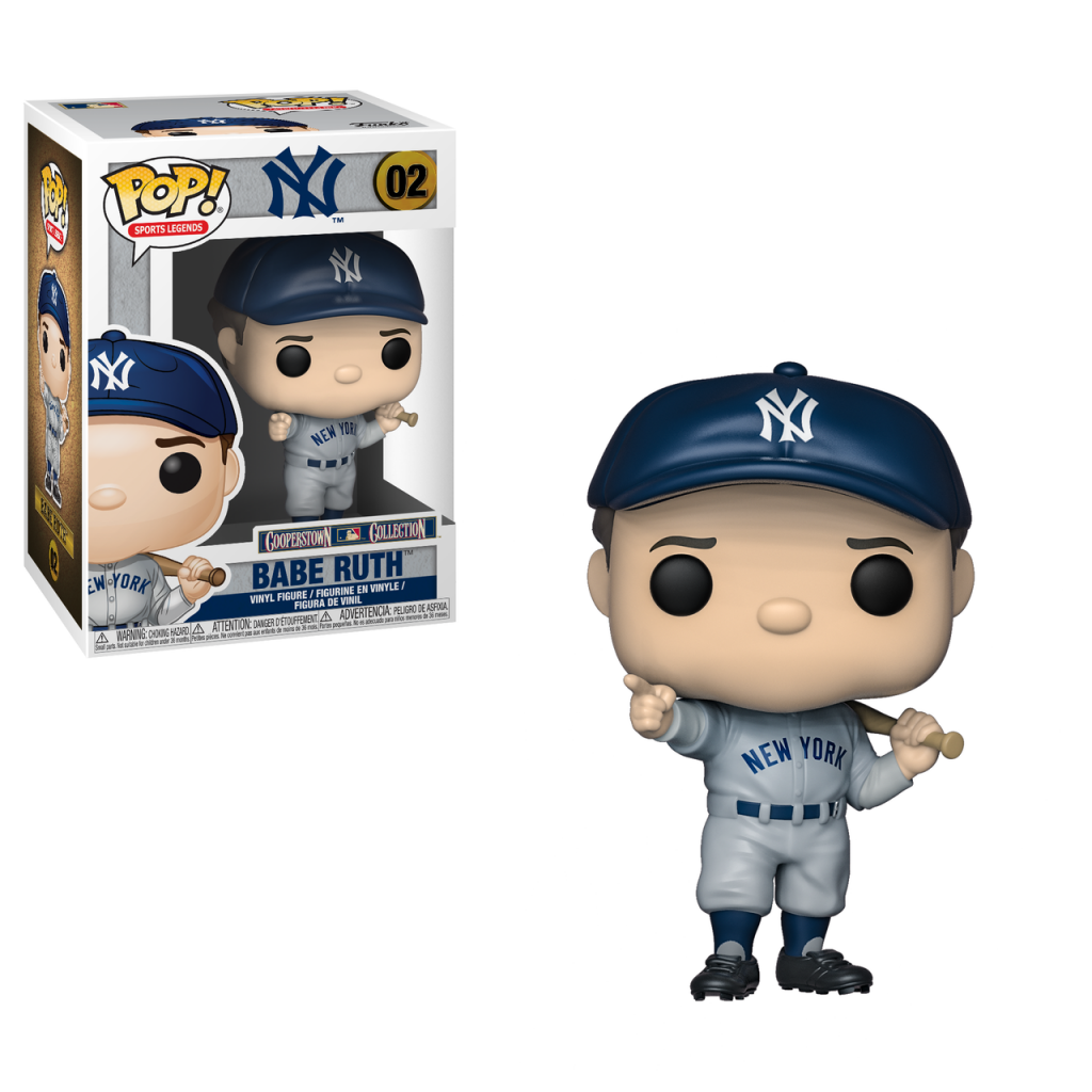 Funko Pop! Babe Ruth Vinyl Figure