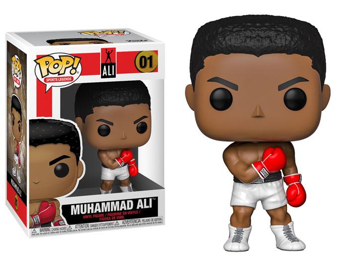 Funko Pop! Muhammad Ali Vinyl Figure