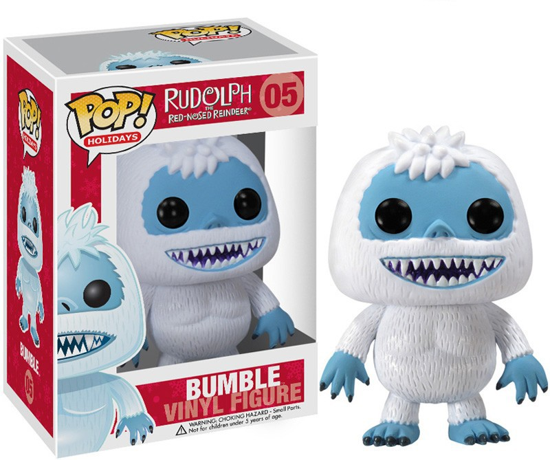 Funko Pop! Rudolph The Red-Nosed Reindeer - Bumble