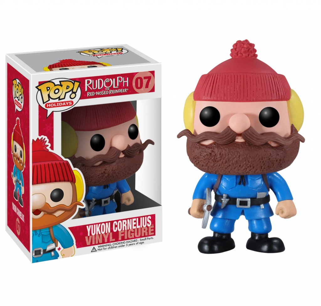 Funko Pop! Rudolph The Red-Nosed Reindeer - Yukon Cornelius
