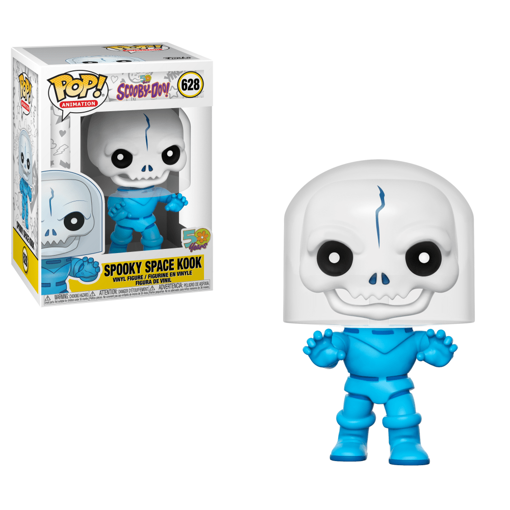 Funko Pop! Scooby Doo - Spooky Space Kook