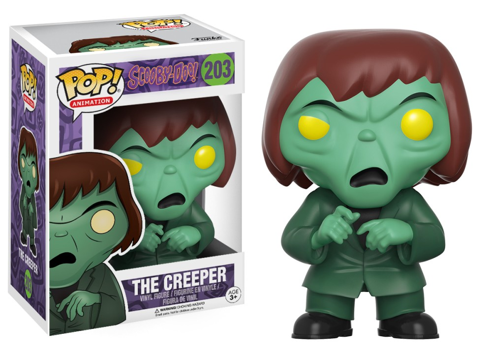 Funko Pop! Scooby Doo - The Creeper