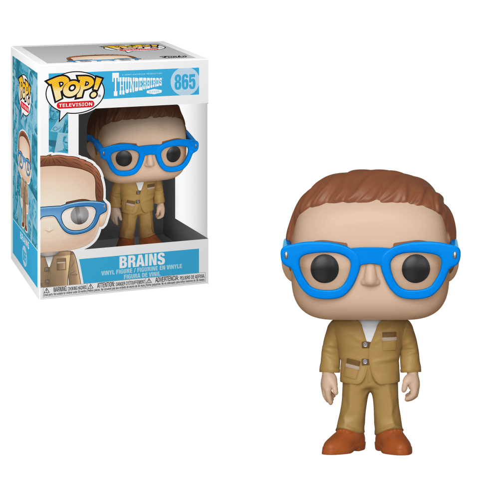 Funko Pop! Thunderbirds - Brains
