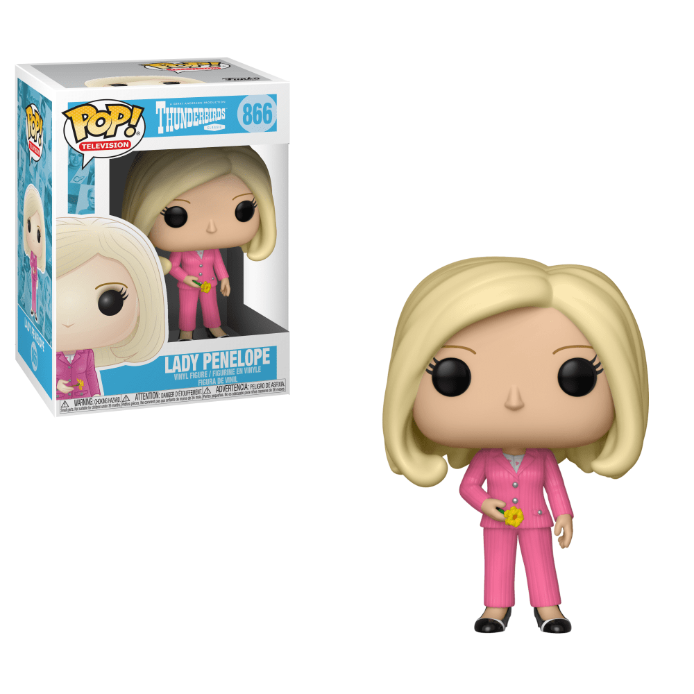 Funko Pop! Thunderbirds - Lady Penelope
