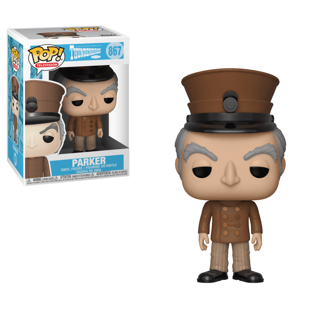 Funko Pop! Thunderbirds - Parker