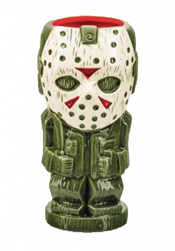 Horror Movie Geeki Tiki - Jason Vorhees