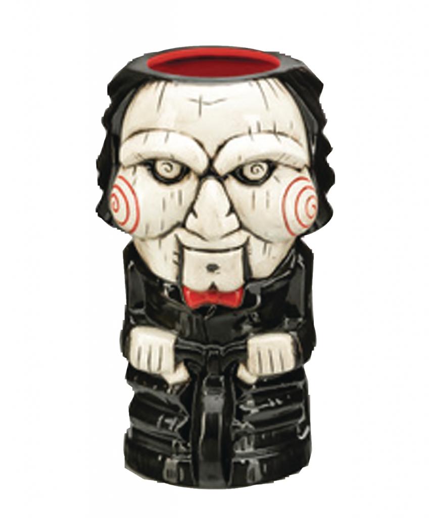 Horror Movie Geeki Tiki - Jigsaw