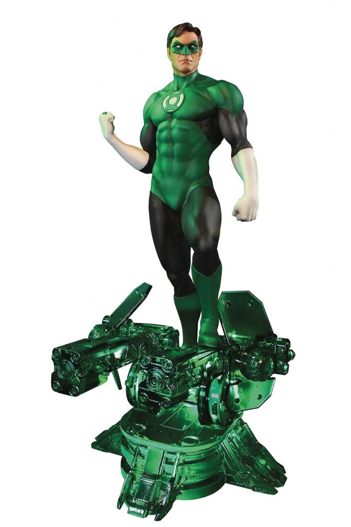 Green Lantern 1/6 Scale Maquette