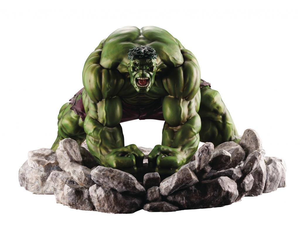 ArtFX Hulk Statue