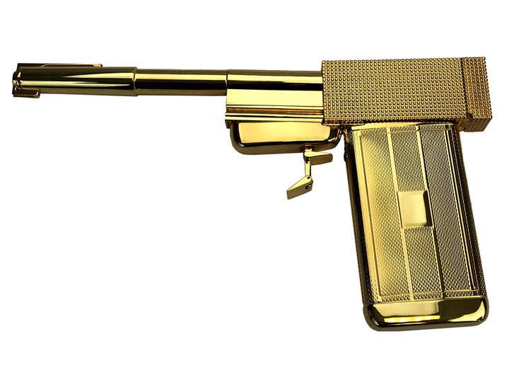 James Bond - The Golden Gun Prop Replica