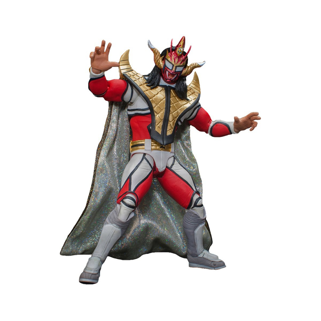 Jyushin Thunder Liger 1/12 Scale Action Figure