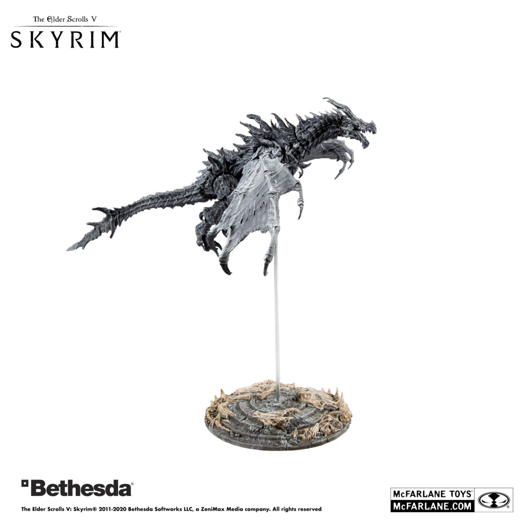 Alduin Action Figure