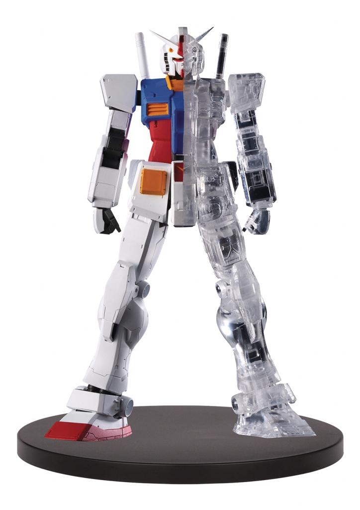Mobile Suit Gundam RX-78-2 Internal Structure