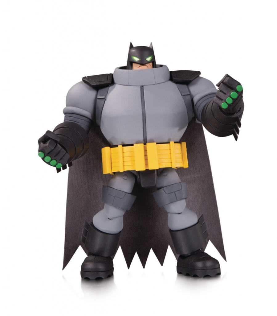 Super Armor Batman Action Figure