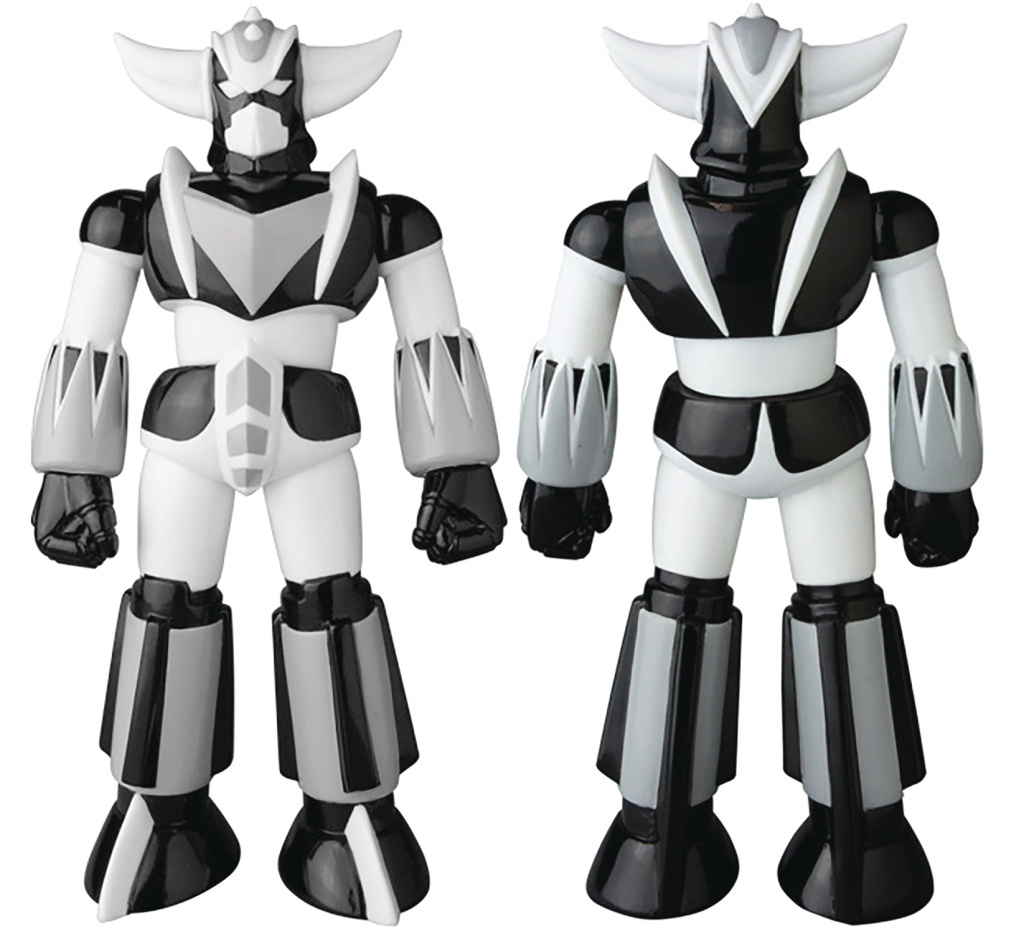 UFO Robot Grendizer Monochrome Sofubi