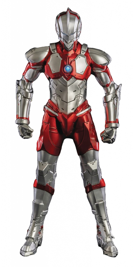 Ultraman (Anime Version) 1/6 Scale Action Figure