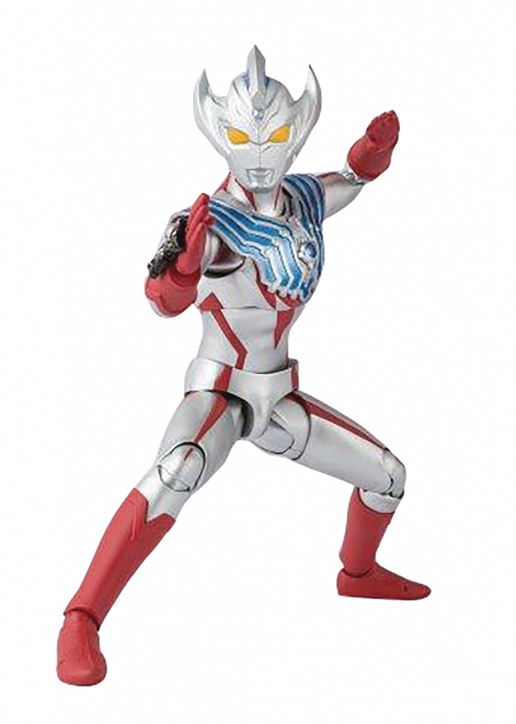 Ultraman Taiga Action Figure