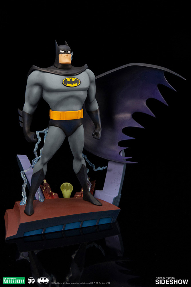 ArtFX+ Batman Animated Series Opening Sequence Statue