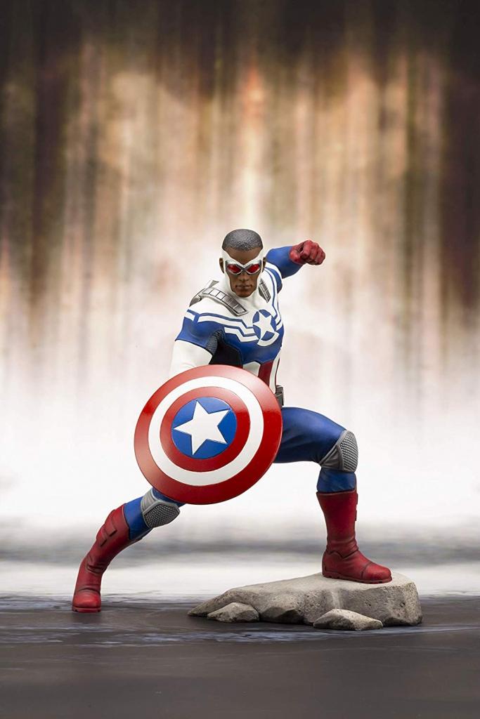 ArtFX+ Captain America Sam Wilson Statue