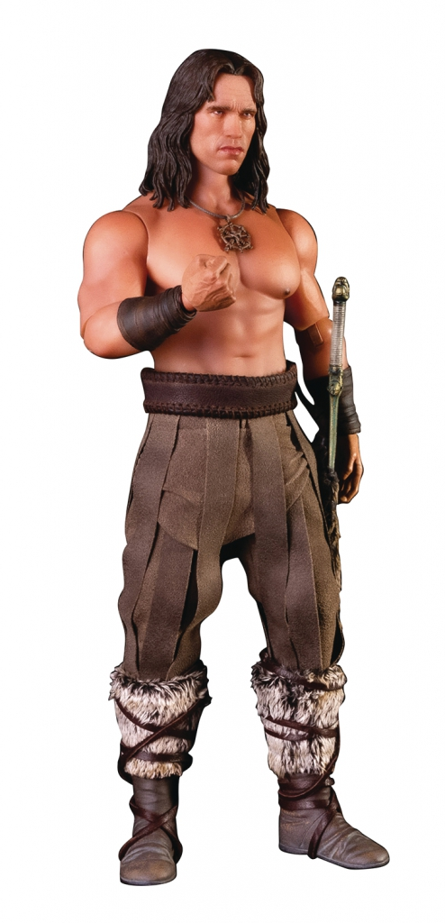 Conan The Barbarian 1/6 Scale Action Figure