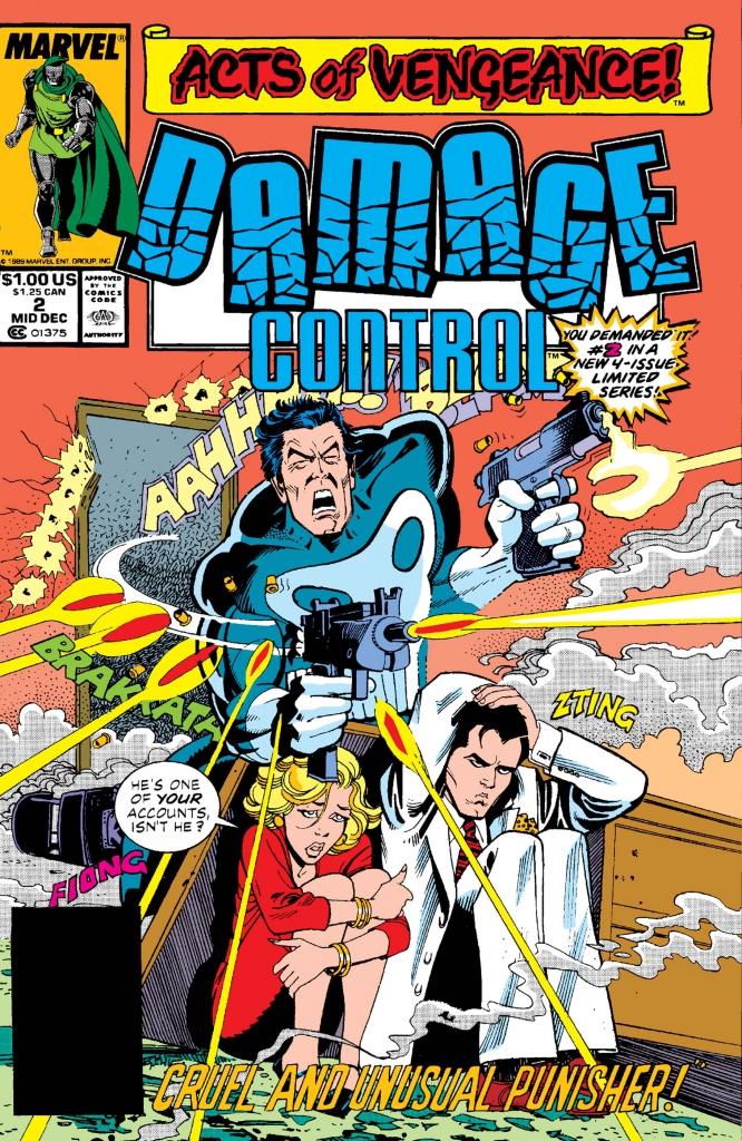 Damage Control, Vol. 2, No. 2 - December 1989