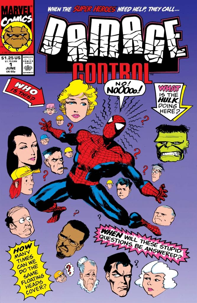 Damage Control, Vol. 3, No. 1 - June 1991