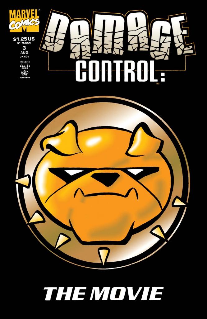 Damage Control, Vol. 3, No. 3 - August 1991