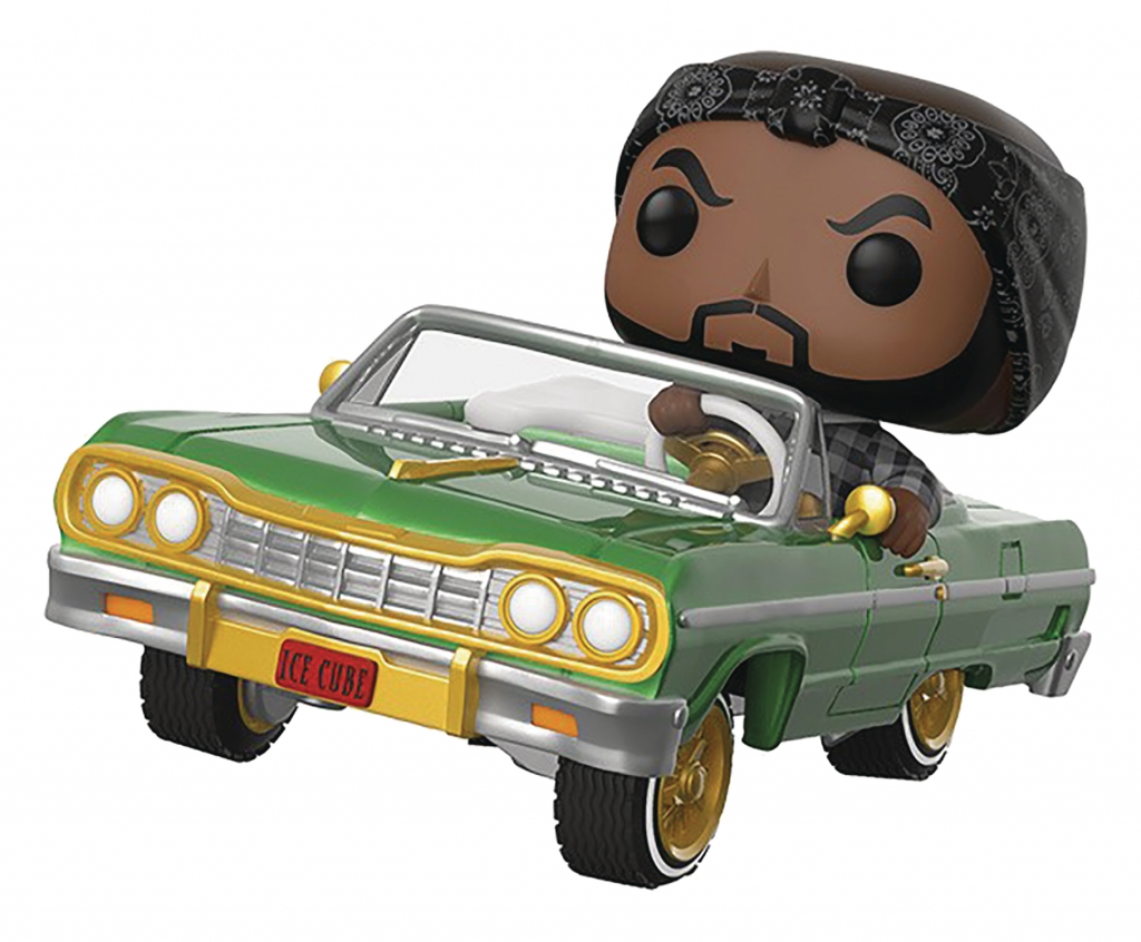 Funko Pop! Ice Cube in Chevy Impala Vinyl Figure