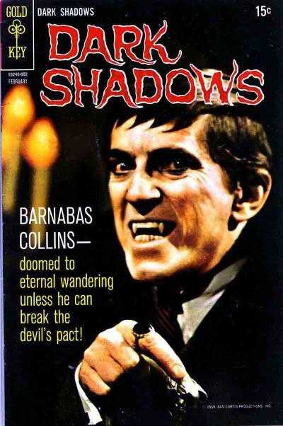 Dark Shadows - Vol.1, No. 4 - February 1970 - The Man Who Could Not Die