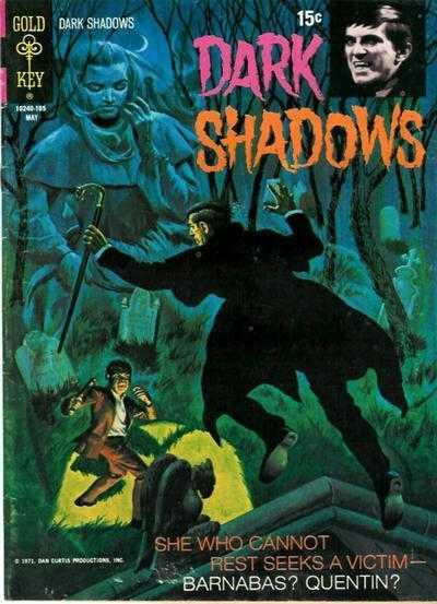 Dark Shadows - Vol. 2, No. 9 - May 1971 - Creatures In Torment