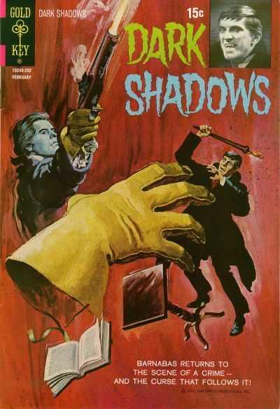 Dark Shadows - Vol. 2, No. 12 - February 1972 - The Glove Pt. 1 The Treachery Unfolds, Pt. 2 Murder Most Foul