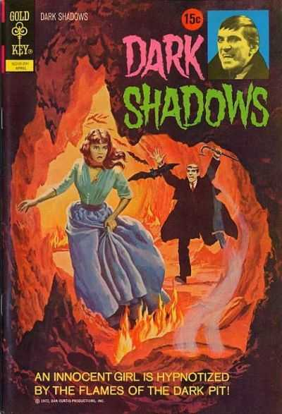 Dark Shadows - Vol. 2, No. 13 - April 1972 - Hellfire Part 1 & Part 2