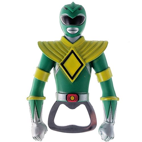 Green Power Ranger Bottle Opener