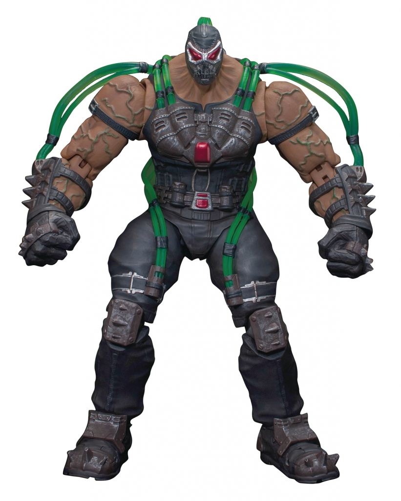 Injustice Gods Among Us - Bane Action Figure