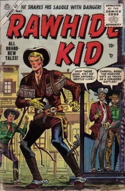 Rawhide Kid - Issue 2 - May 1, 1955