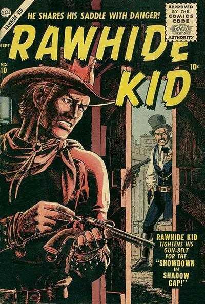 Rawhide Kid - Issue 10 - September 1, 1956