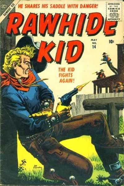 Rawhide Kid - Issue 14 - May 1, 1957