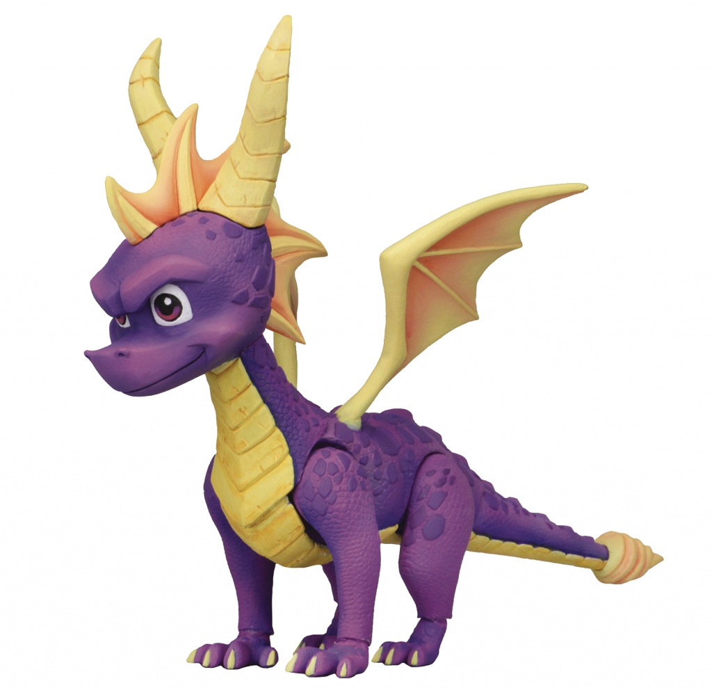 Spyro The Dragon Action Figure