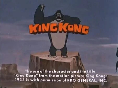 The King Kong Show