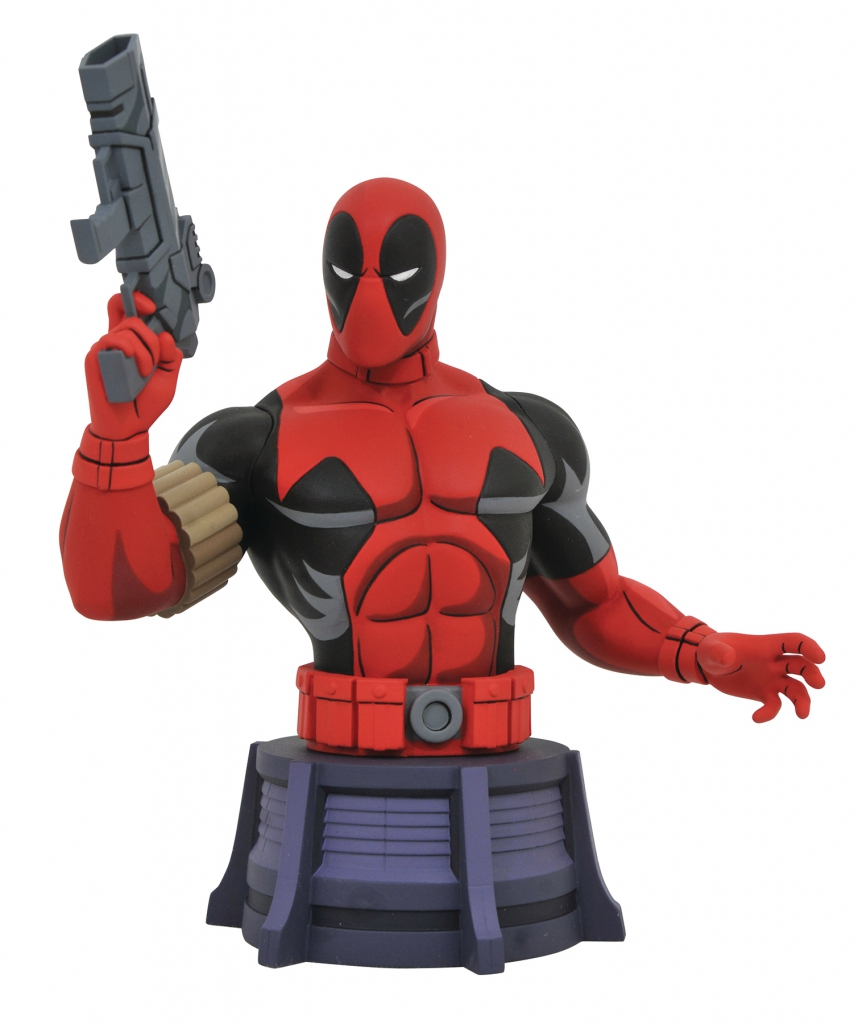 X-Men: The Animated Series - Deadpool Bust