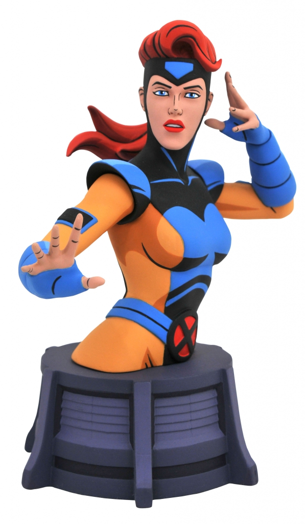 X-Men: The Animated Series - Jean Grey Bust