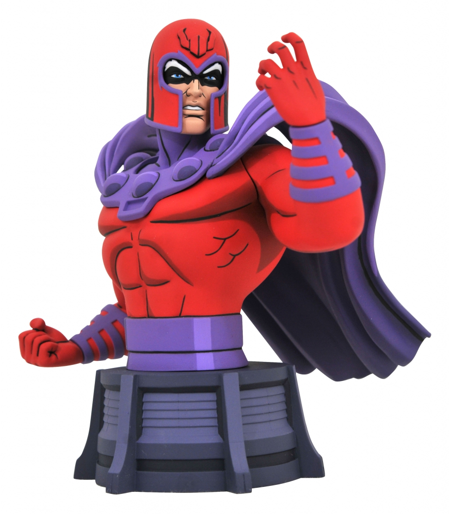 X-Men: The Animated Series - Magneto Bust